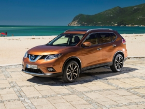 Nissan X-Trail T32 2013-2018 - 2013-2018 Connect 3